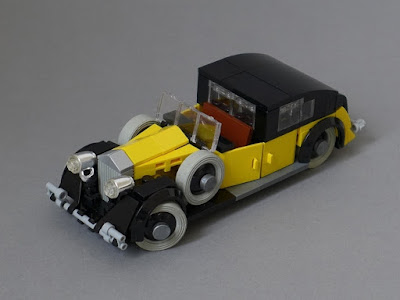 how to build a awesome lego car