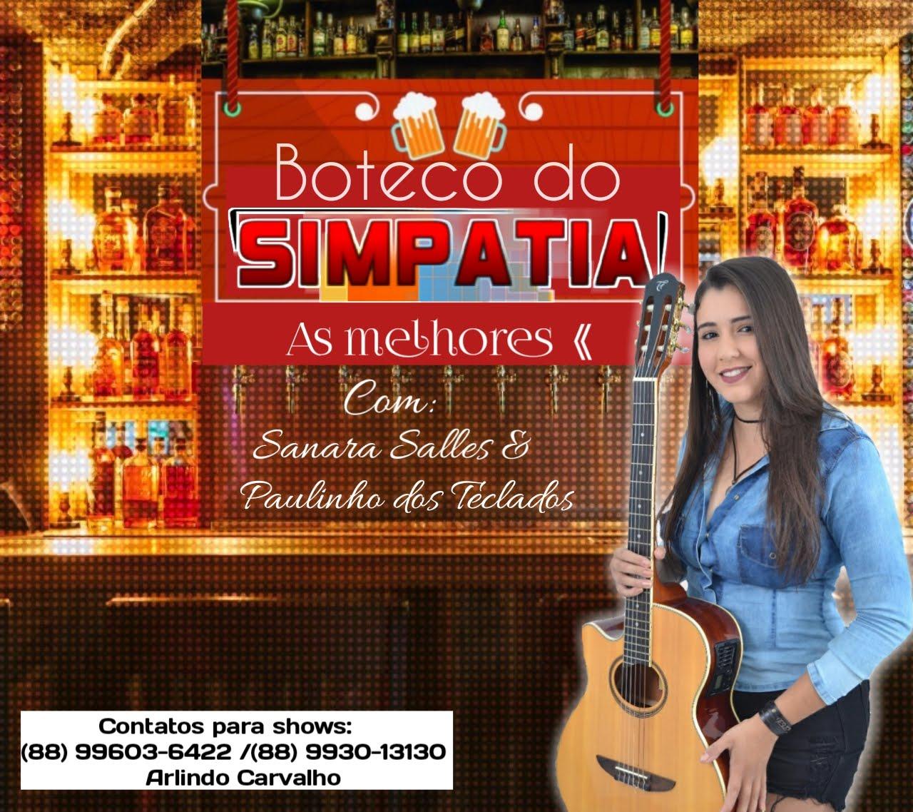 BOTECO DO SIMPATIA