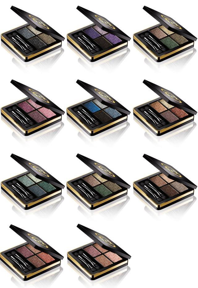 Gucci launches a luxurious Make Up and Beauty collection for Fall 2014