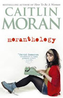 Hardback book cover of Moranthology by Caitlin Moran