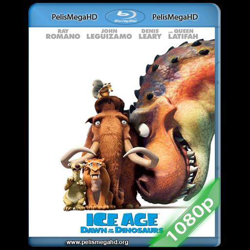 LA ERA DE HIELO 3: EL ORIGEN DE LOS DINOSAURIOS (2009) FULL 1080P HD MKV ESPAÑOL LATINO
