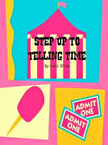 http://www.teacherspayteachers.com/Product/Step-Up-to-Telling-Time-Freebie-179183