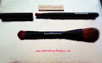 Perfect ten bareMinelas brushes