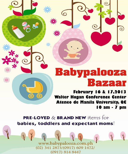 babypalooza bazaar february 2013