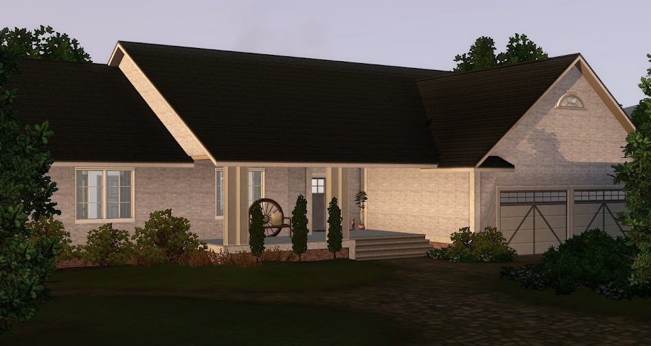 My Sims 3 Blog Farm House By Everyone Sims