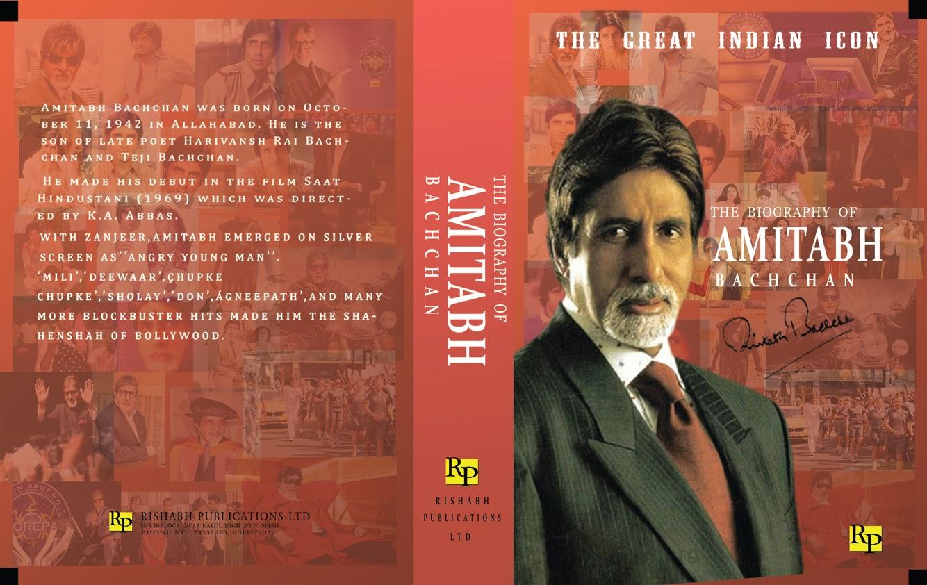 Book Cover Biography : Rishabh mathur september