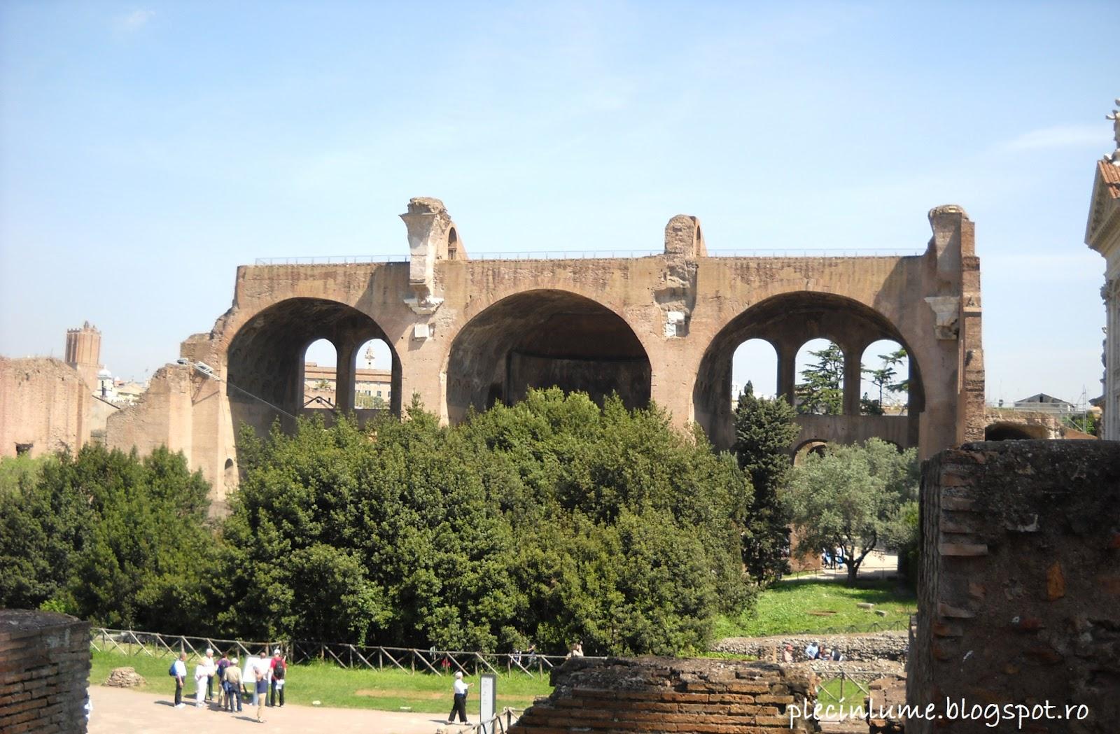 Foro romano basilica