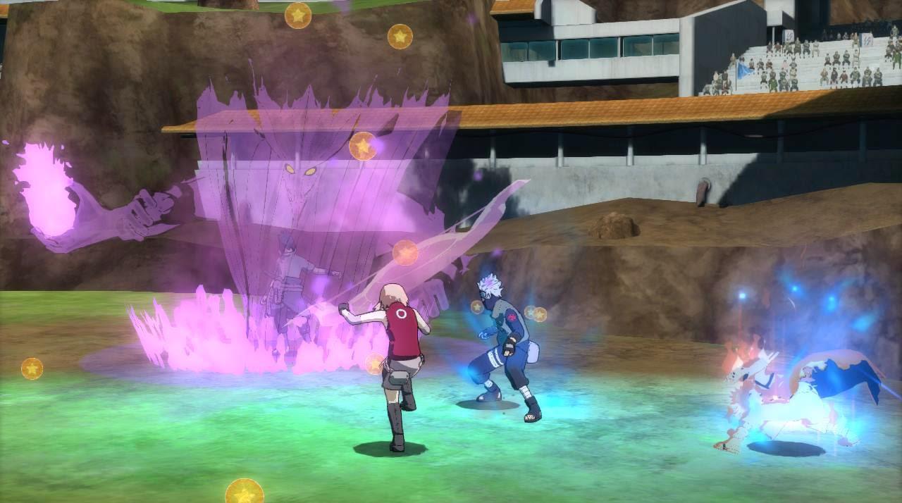 Storm Revolution Ninja World Tournament
