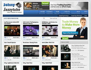 Download Premium Blogger Templates Free 2013