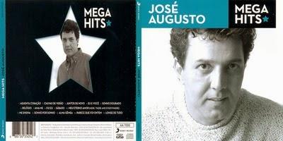 Mega Hits José Augusto 2015