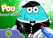 Pou Jewel Match