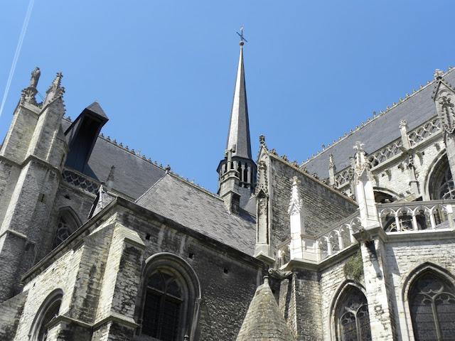 Saint Gummarus church Lier