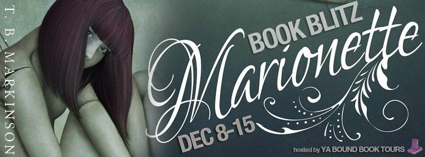 {Excerpt+Giveaway} Marionette by T.B. Markinson @50YearProject
