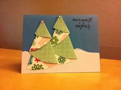 Aula de pl stica - Ideas para postales de navidad ...