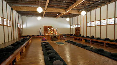 San Francisco, architect, spiritual design, zen, Buddhism