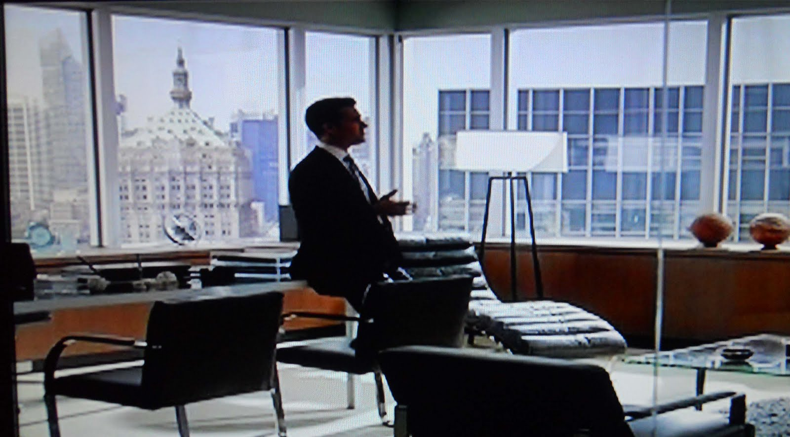 suits harvey specter office. They Love The Latest Cars. Don Goes Shopping For A New Cadillac When He Is Rewarded At Work. Suits Harvey Specter Office T