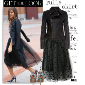 Blogger style: my favorite tulle skirts. Visit www.forarealwoman.com