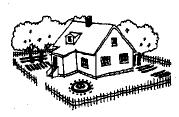 Our House - описание дома на английском языке. Домашний адрес на английском языке.
