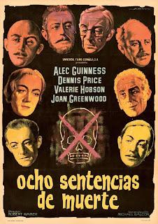 ocho sentencias de muerte 1949