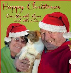 Merry Christmas, Flynn and Family