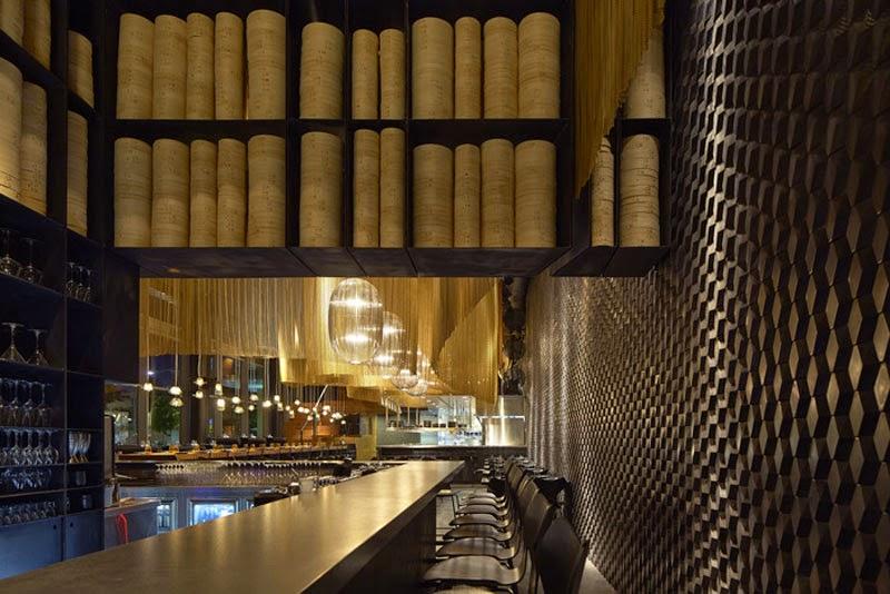 mejores diseños de interiores de bares y restaurantes del mundo, Topolopompo