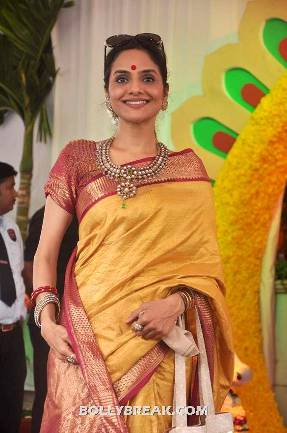 Madhoo - (18) - Esha Deol Wedding Pics 2012 - Full Set