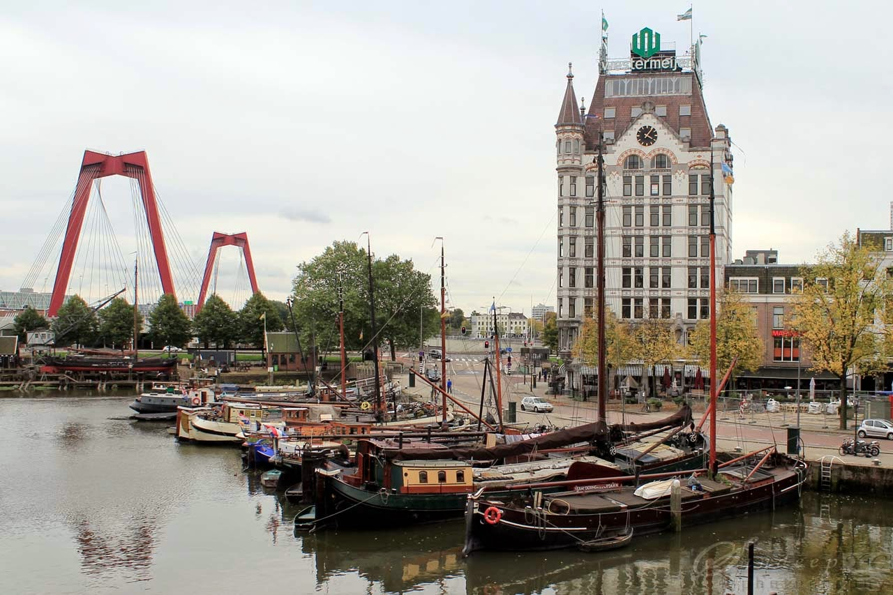 Willemsbrug and Witte Huis
