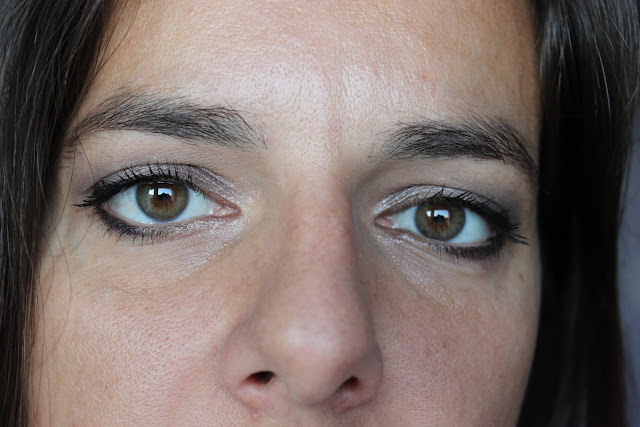 naked smoky urban decay, tuto