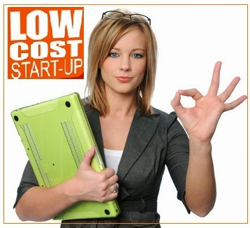 low cost business start up ideas banner