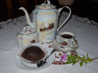 muffin con mele uva e cioccolato e senza zucchero