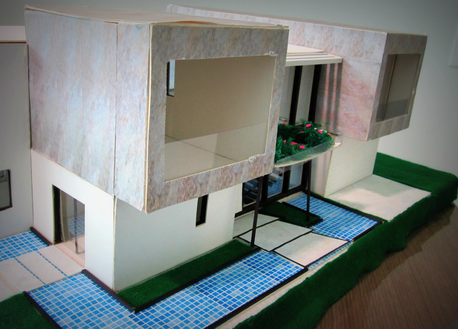 Arquitectura proyecto final casa unifamiliar villa santos - Proyecto casa unifamiliar ...