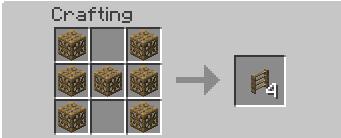 Minecraft en txt recetas de crafteo carpenter s blocks - Como se hacen escaleras de madera ...