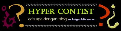 hyper contest MK syahir.com