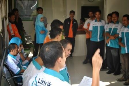 PLN Banjar Area Tasik