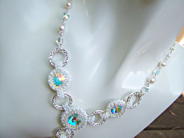 Bling & Purity - Swarovski Necklace