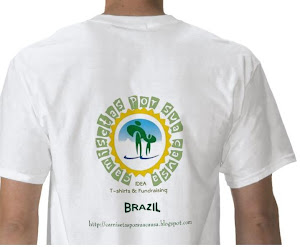 T-SHIRTS OF ECOLOGIC COTTON FROM BRAZIL-CLICK ON PIC TO SEE OUR BLOG