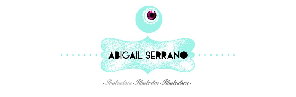 Abigail Serrano-Ilustradora/Illustrator/Illustratrice