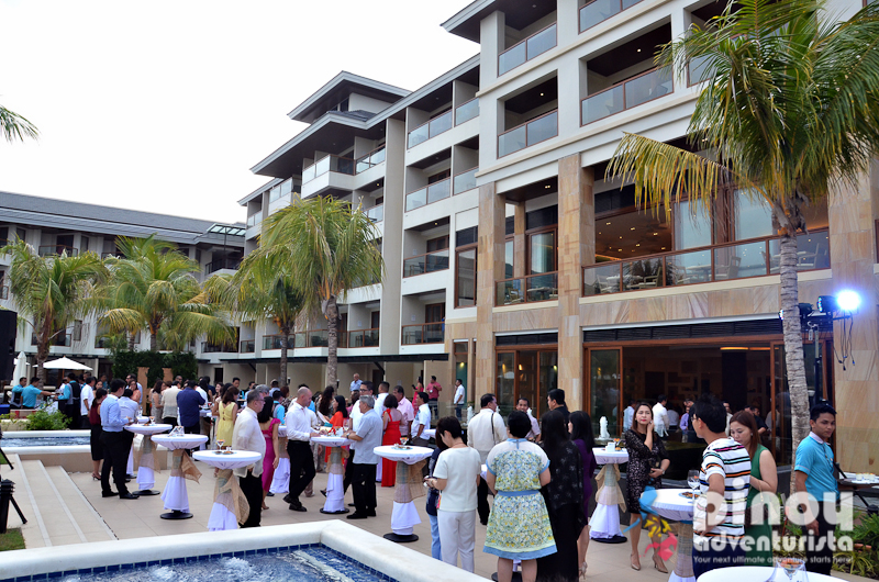 henann beach resort bohol opens the biggest convention center in