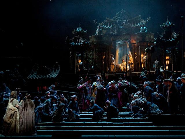 Puccini Turandot - Metropolitan Opera New York