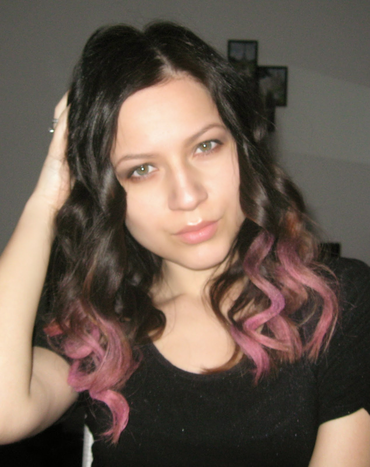 Style sense moments ombre pink hair don 39 t care - Ombre hair carre ...