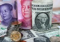 yuan e dollari