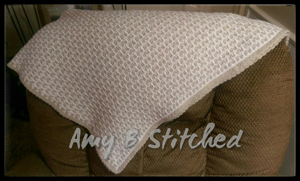 A Stitch At A Time For Amy B Stitched Cool Comfy Throw Free Crochet