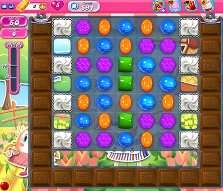 Candy Crush Saga 591