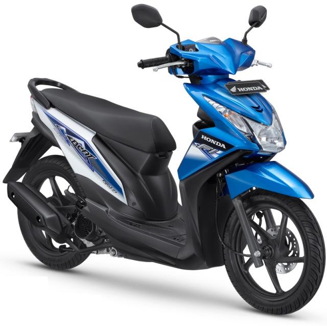 Harga Honda BeAT-FI CW