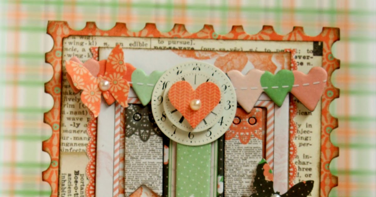 scrapstuff and more  published pincushion card