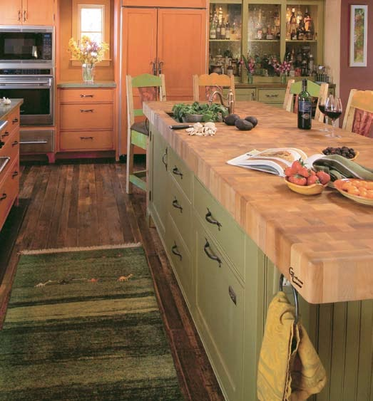 Kitchen And Bathroom Renovation How To Build A Butcher Block Countertop 01