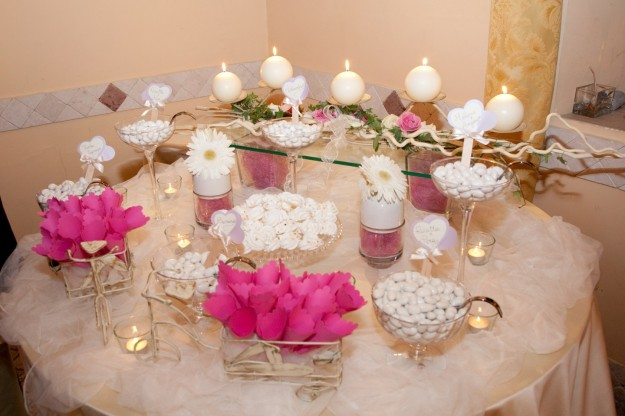 Guida al matrimonio for Vasi per confettata on line