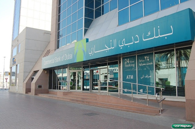 Commercial bank of dubai deira branch