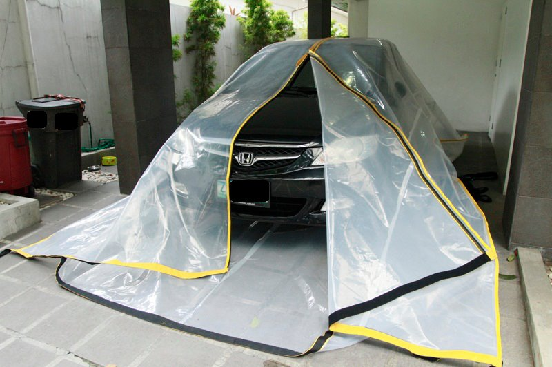 Cara nak pastikan kenderaan selamat ketika banjir besar