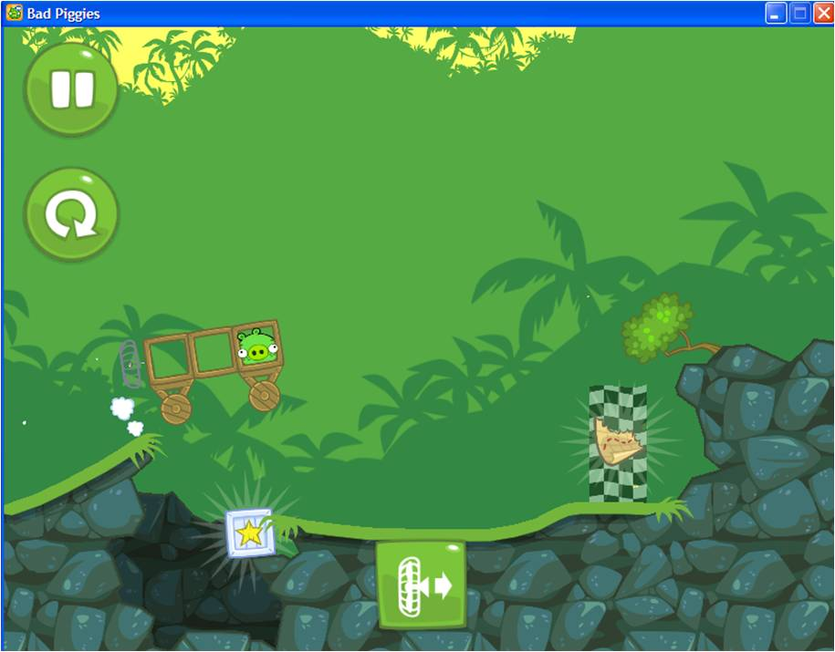 Download Game Ringan Bad Piggies for PC Full Version
